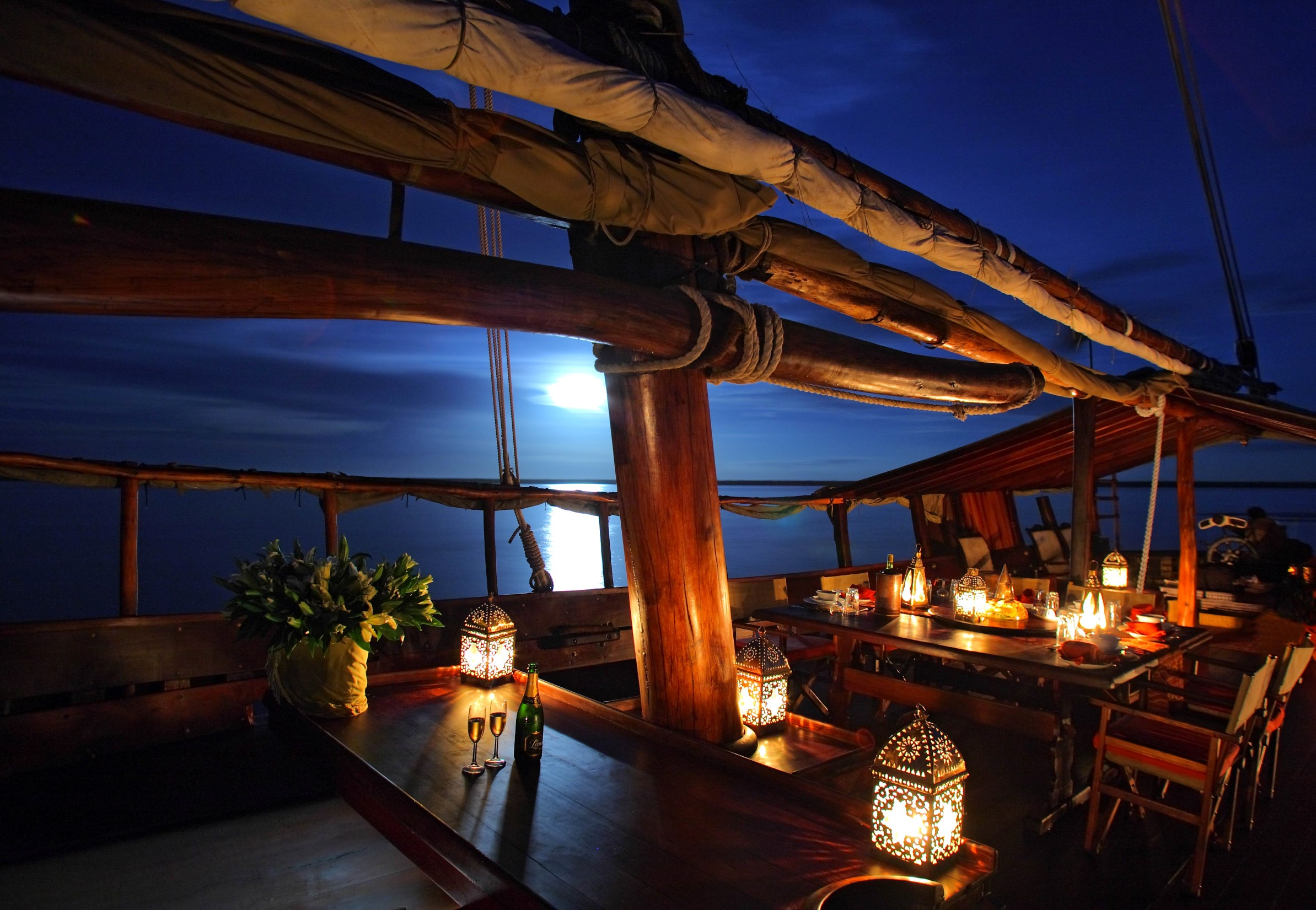 Dhow Boat Cruise - Things To Do In Lamu Island